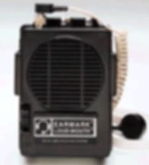 voice amplification, SCBA, respirator, Hazmat, 3M, communication, throat mic, ear bud, MSHA