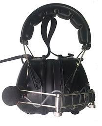 EARMARK VALCOMM900 Headset