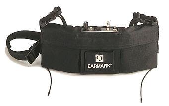 EARMARK FLEX-PAK Body Mounted Radio, UL Listed, Intrinsically Safe, FM, VHF, MHz, FCC Licens, Oil & Gas, HAZLOC