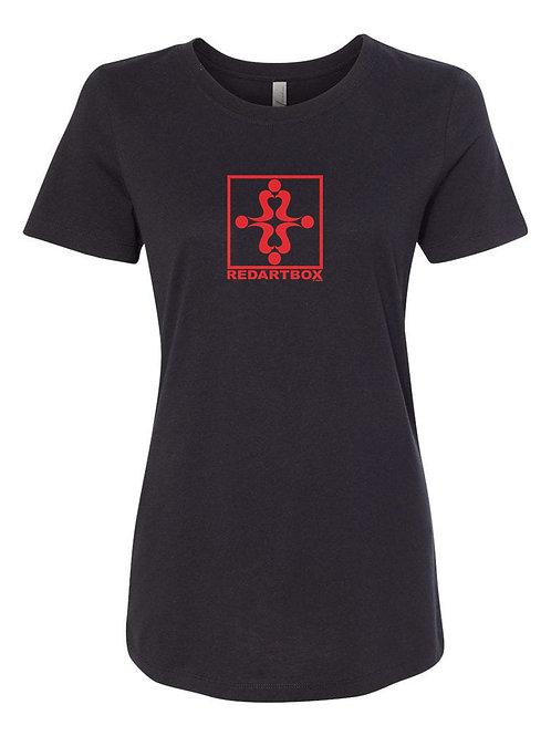 RedArtBox Logo Ladies