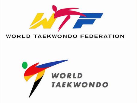 El cambio de logo de la World Taekwondo Federation