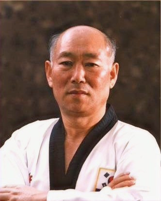 Retrato del Gran Maestro Park Hae Man, auténtico precursor del Taekwondo estilo Chung Do Kwan.