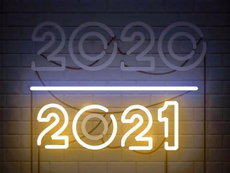 Ánimos. Este 2021 seremos mejores