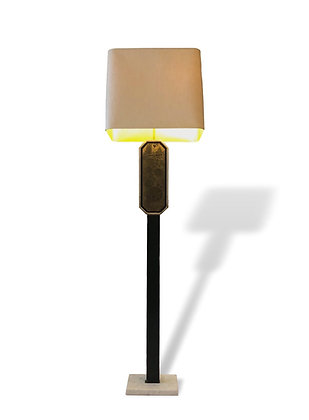 Adjustable Floor Lamp by Belgochrom