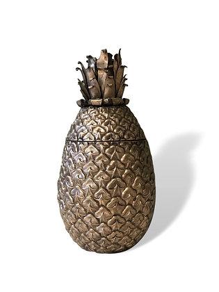 Mid century pineapple ice bucket