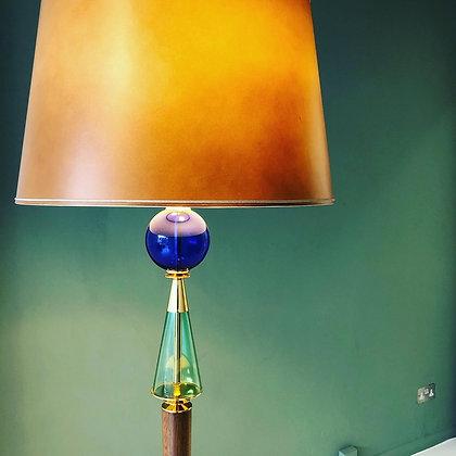 Murano Glass Floor Lamp by Fabbian