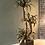 Thumbnail: Brass Palm Trer Floor lamp by Maison jansen