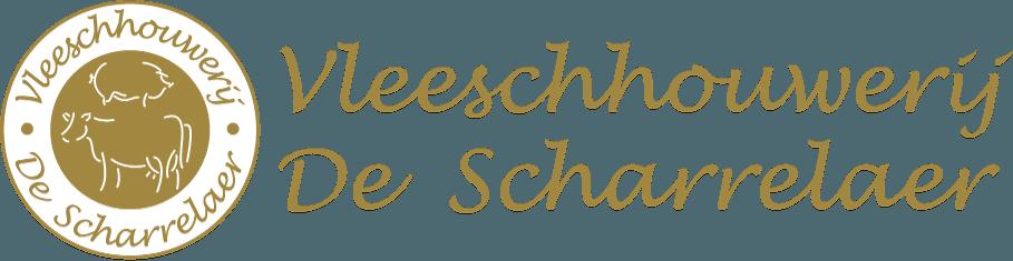 Logo-Vleeschhouwerij-De-Scharrelaer-wit.