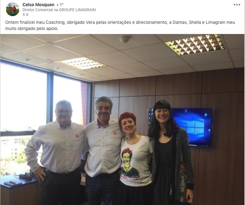 Celso Mosquen - Diretor Comercial Limagrain