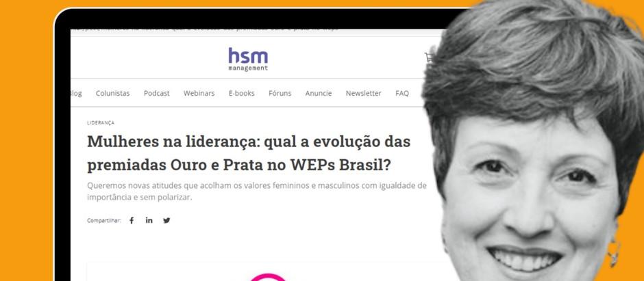 Mulheres na liderança: qual a evolução das premiadas Ouro e Prata no WEPs Brasil