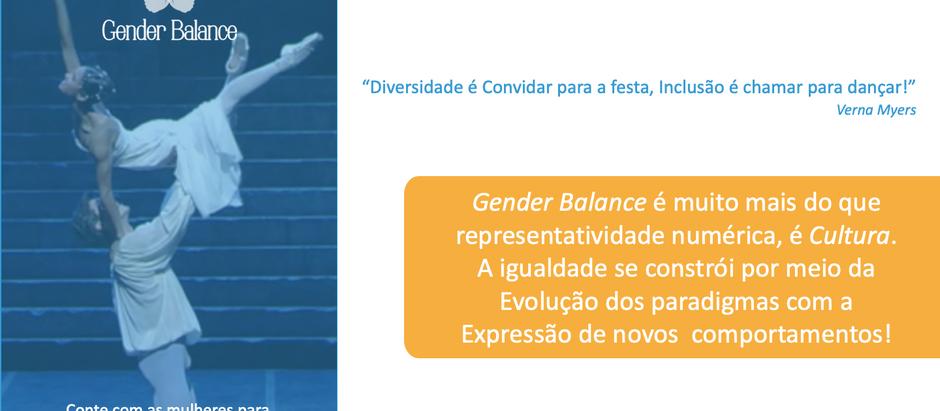 INCLUSÃO DA DIVERSIDADE DE GÊNERO