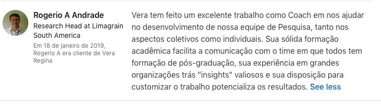 Rogerio Andrade Diretor de Pesquisa Limagrain