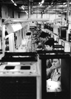 FEMALE WORKERS, SCOTLAND