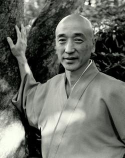 """Portrait of Zen Master"", Kyoto 2001"
