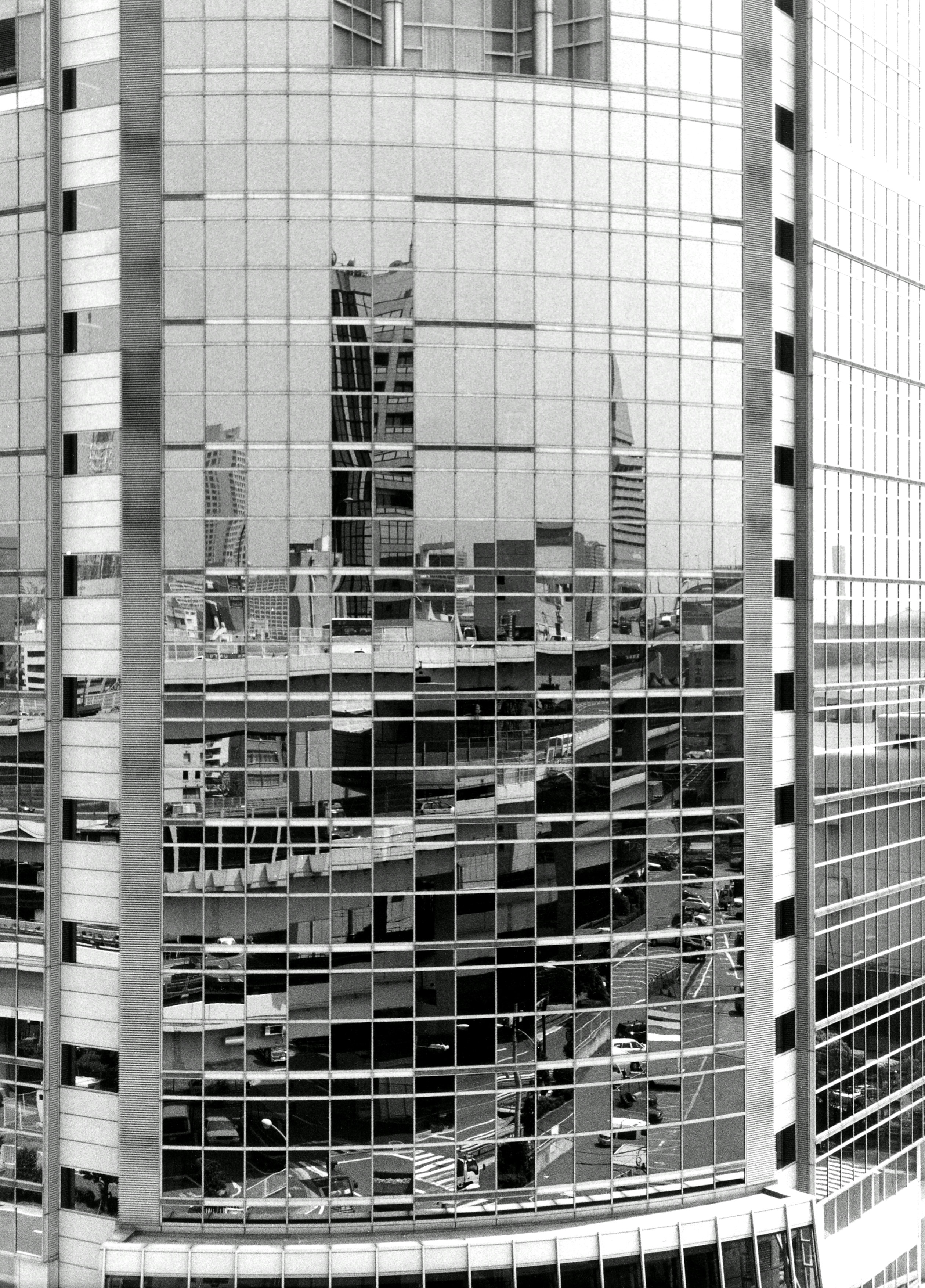 """Reflection"", Tokyo 2001"