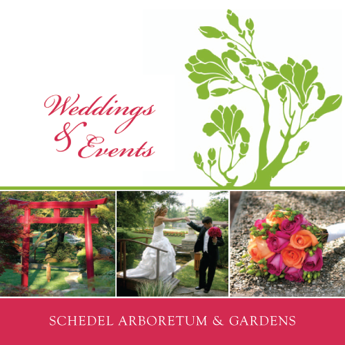 Schedel Gardens Wedding Guide