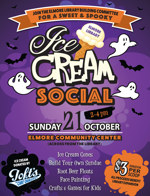 Library-Spooky-Ice-Cream-Social