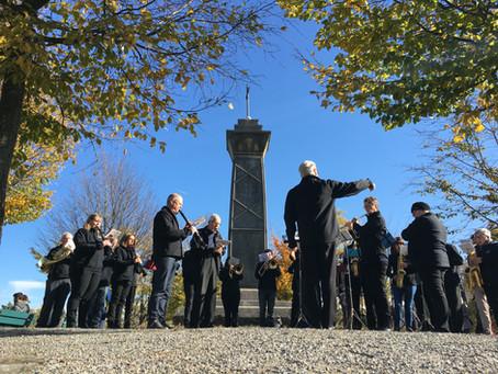 Choralmusik zu Allerheiligen am 1.11.18