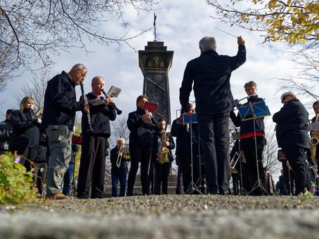 Choralmusik zu Allerheiligen