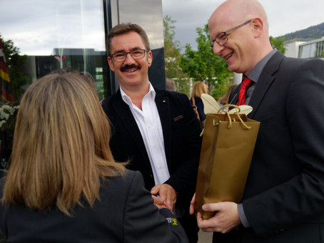 19.05.2019 Ständli für den neuen Rorschacher Stadtpräsidenten Röbi Raths