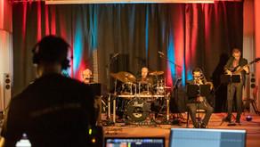 Stadtmusik Rorschach im «Studio» für die Ortsbürger Rorschach