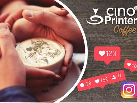 زيادة متابعيك مع طابعة Cino!