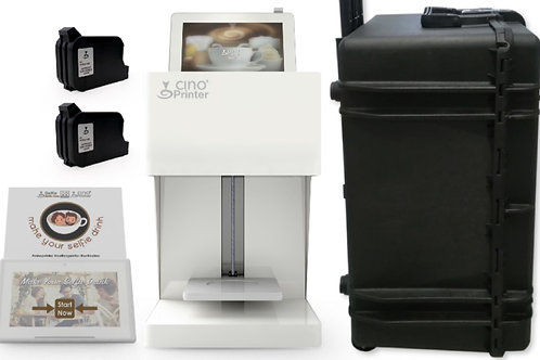 Cino Printer Color - White - FULL PACK