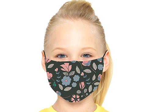 Copia di Mask Kids floreale