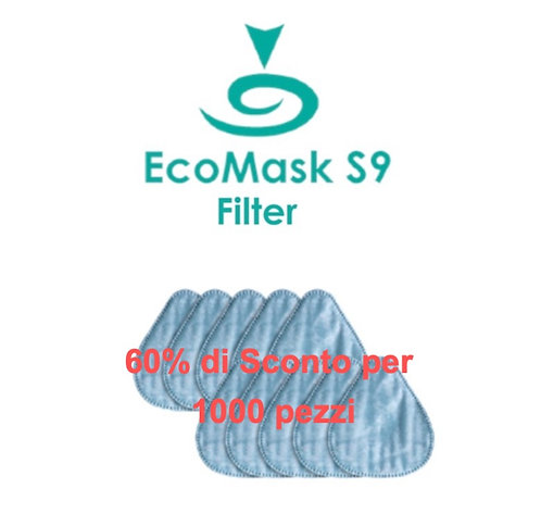 EcoMask Filter n.1000