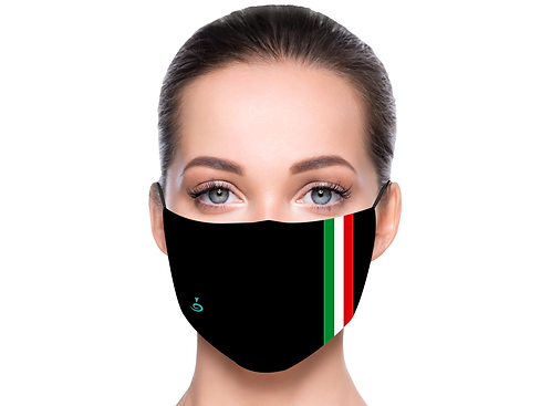 Mask Italy nera
