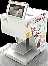 CINO Printer Coffee, printer coffee