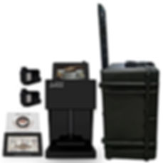 trolley coffee printer, coffee printer, cino printer, ripples go, case coffee printer