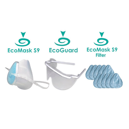 EcoMask total Pack