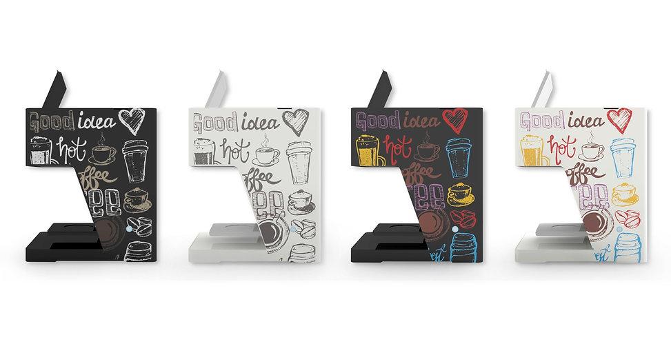 cino Printer, Printer coffee, selfie coffee, 3d printer coffee, cino printer model, stampante caffè