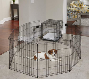Best Puppy Pen For Your Puppy | Pet Waggin' Pet Care