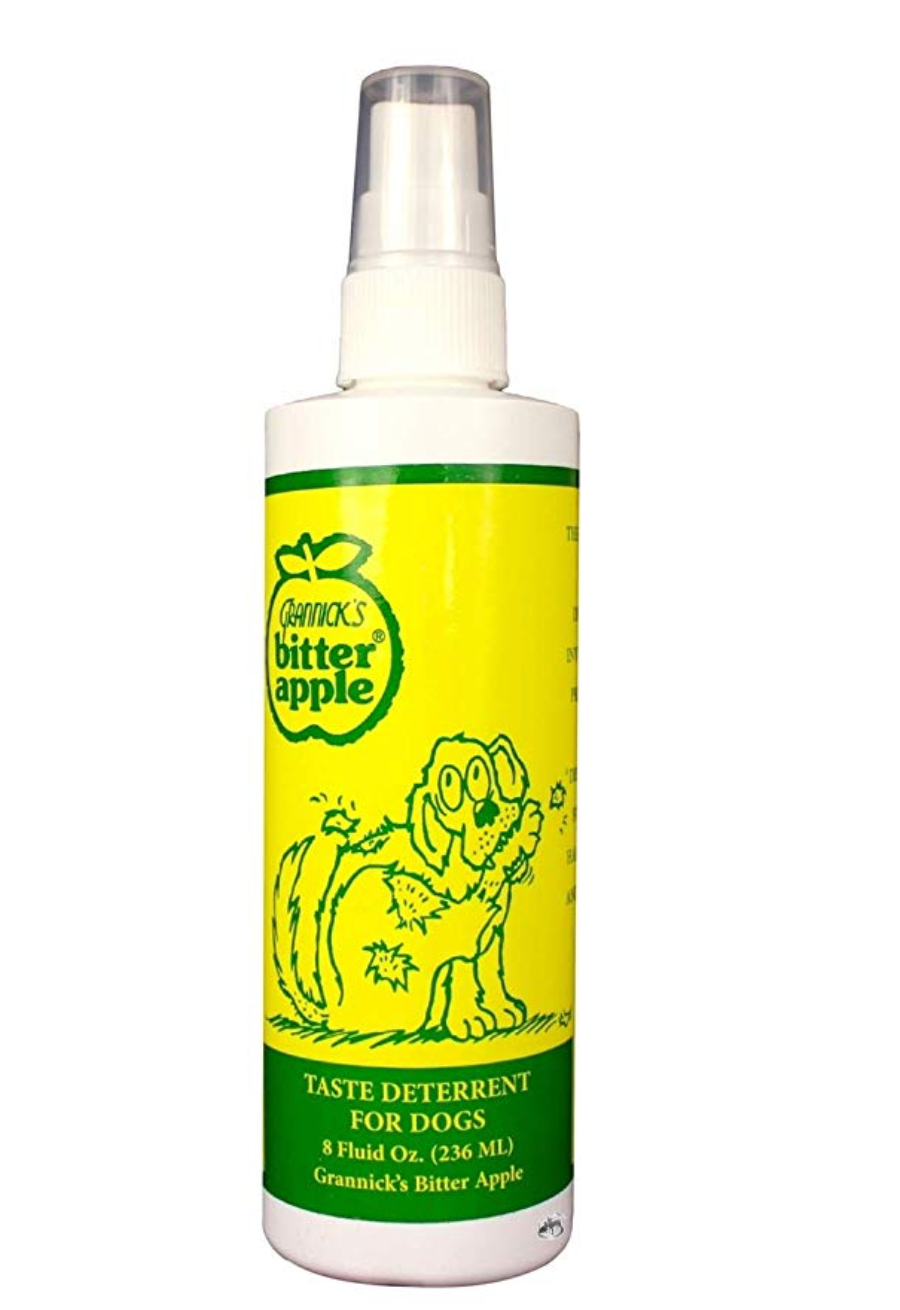 Anti-Chew Spray For Your New Puppy | Pet Waggin' Pet Care