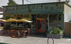 Starling Diner Pet-Friendly Patio in Long Beach