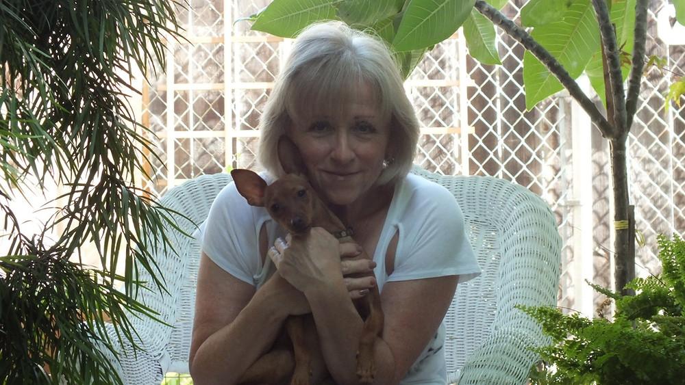 RedRover Readers program Judy Crumpton