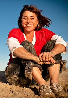 Mary Ellen Hobbs - owner and pack leader