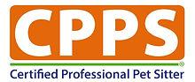 Certified Professional Pet Sitter Logo