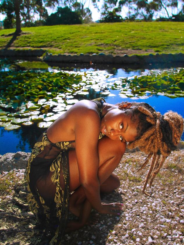 Goddess Mauri