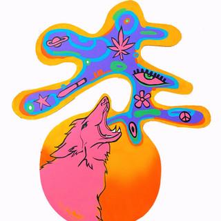 Emily Eizen x Space Coyote