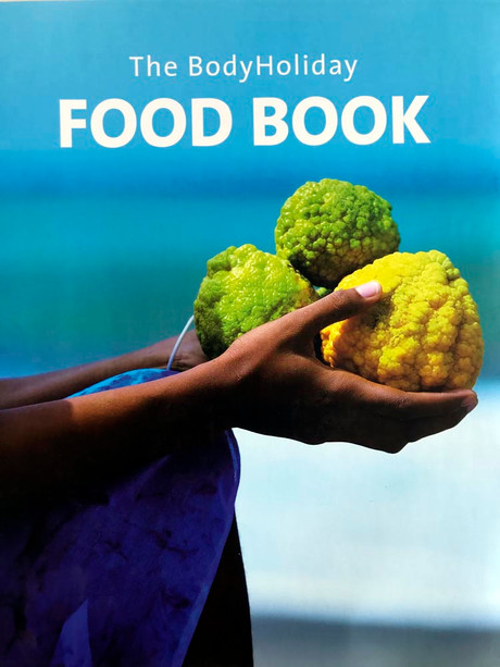 The BodyHoliday - Food Book
