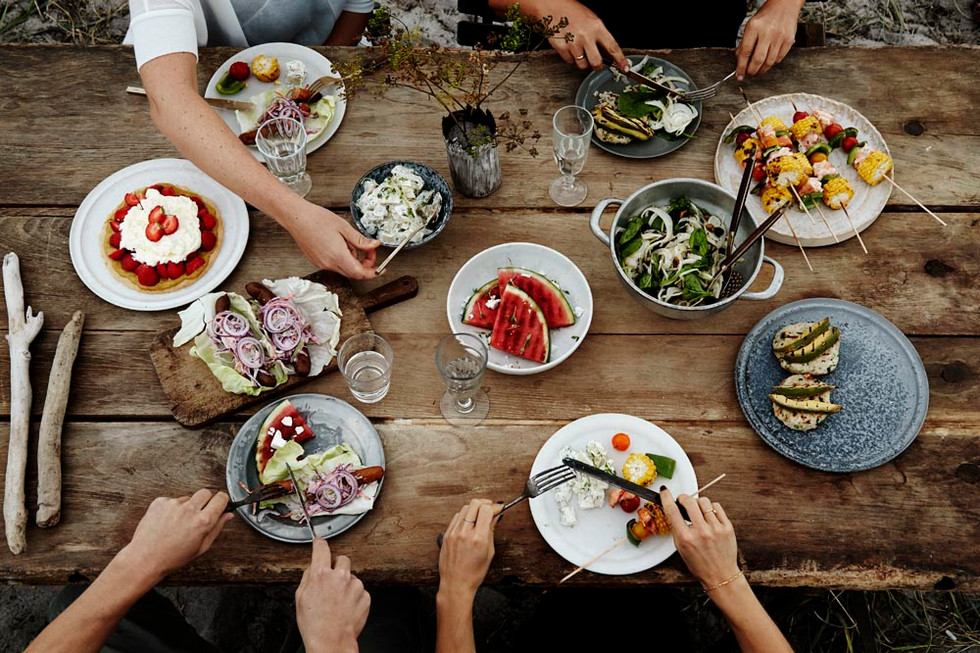 Food Book - Mission Sund