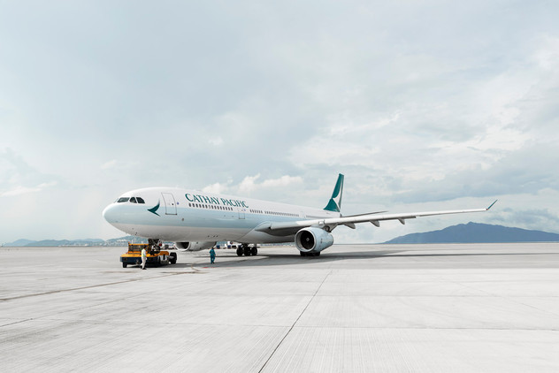 Cathay Pacific - Hong Kong
