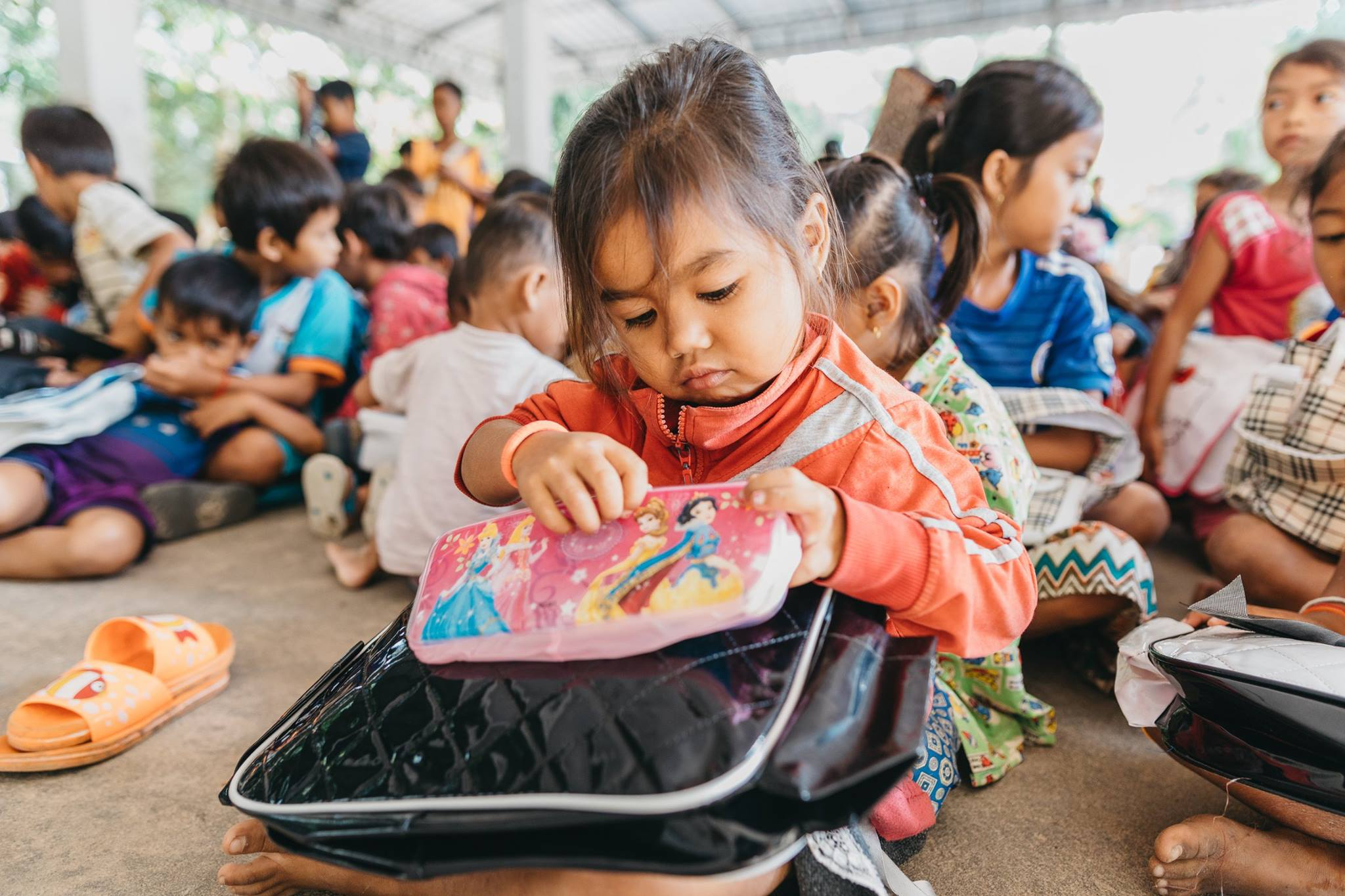 CHARITY IN CAMBODIA