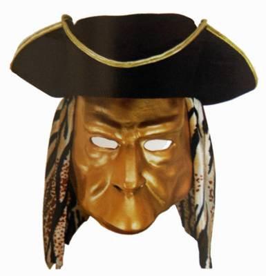 Mascara Corsário Veneziano