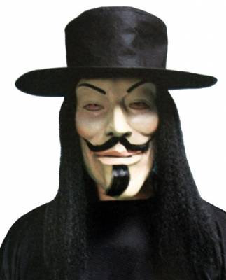 Mascara Anonymos - Latex