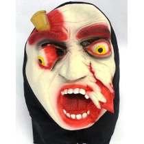 Mascara Spook com capuz