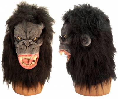 Mascara Gorila c/ Olho - Latex